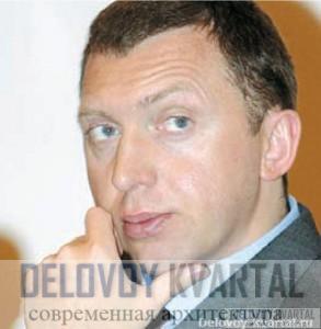 Олег Дерипаска, глава холдинга «Базовый элемент»