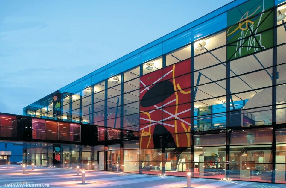Blizard Building (Институт цитологии и молекулярной биологии)