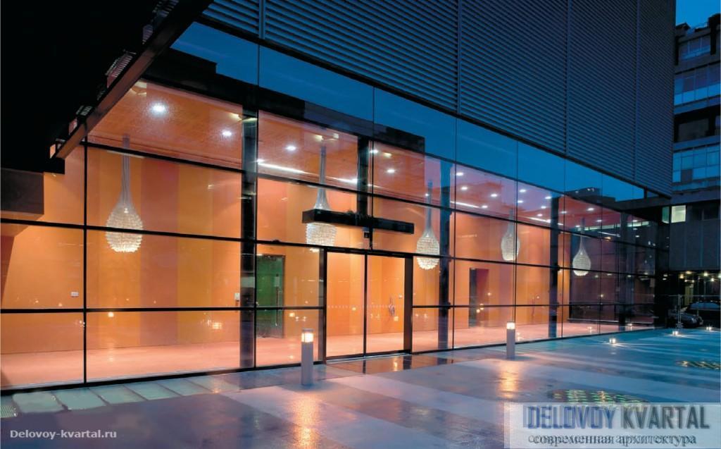 Blizard Building (Институт цитологии и молекулярной биологии) Уильяма Олсопа. Второй корпус.