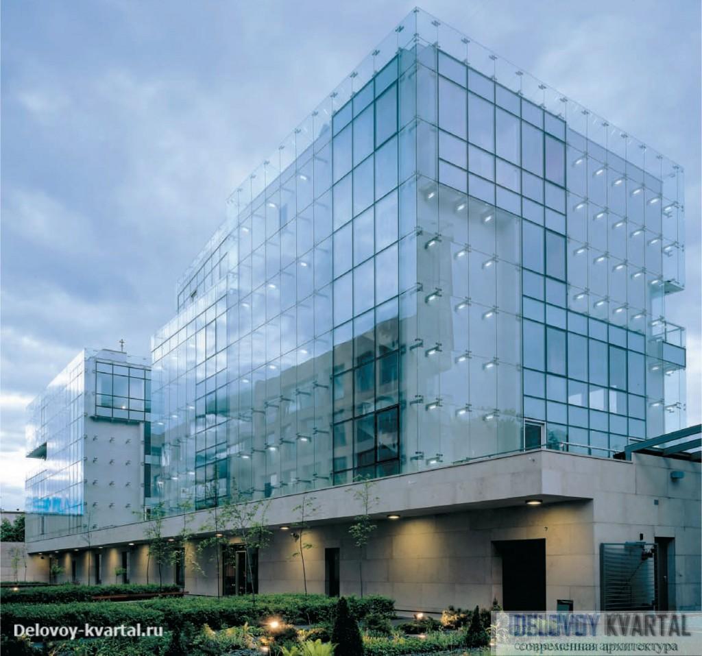 Жилой комплекс Crystal House. Архитектурное бюро «Проект Меганом»