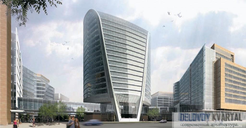 Тыльным фасадом комплекс обращен в сторону 3-й улицы Ямского Поля. Комплекс «Слава»