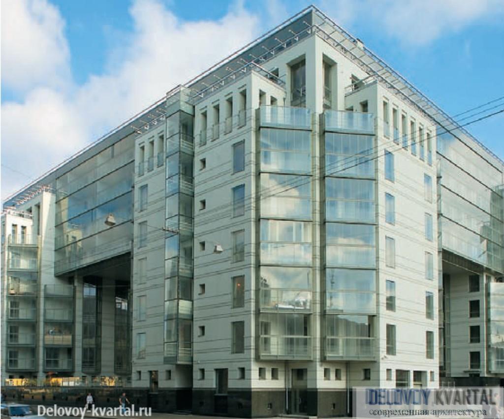 Архитектура Санкт-Петербурга. Жилой комплекс на Шпалерной улице. Бюро «Земцов, Кондиайн и партнеры»