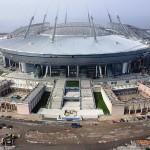 Стадион Крестовский — куда приплывет Курокава