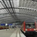 Центральный вокзал Берлина — архитектурные особенности