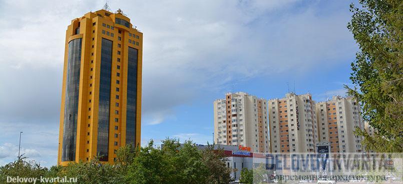 Астана Тауэр