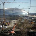 Олимпийские стройки в Сочи – как все начиналось