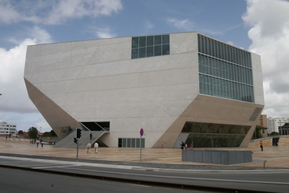 Дом музыки в Порту
