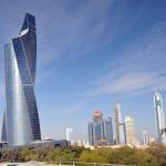Торговый центр Кувейта – Башня Ал Тижария (Al Tijaria Tower)