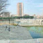 Линейный Парк Мансанарес, Мадрид