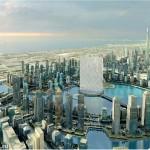 Dubai Renaissance – проект здания, стоящего на отдельном острове