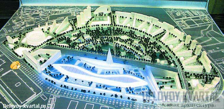 Многофункциональный комплекс «Авиа_парк»