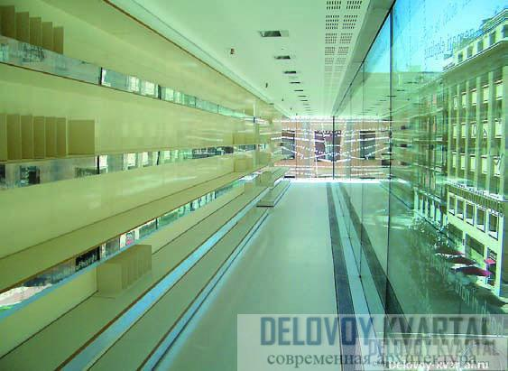 Biblioteca Foral de Bizkaia, фрагмент интерьера