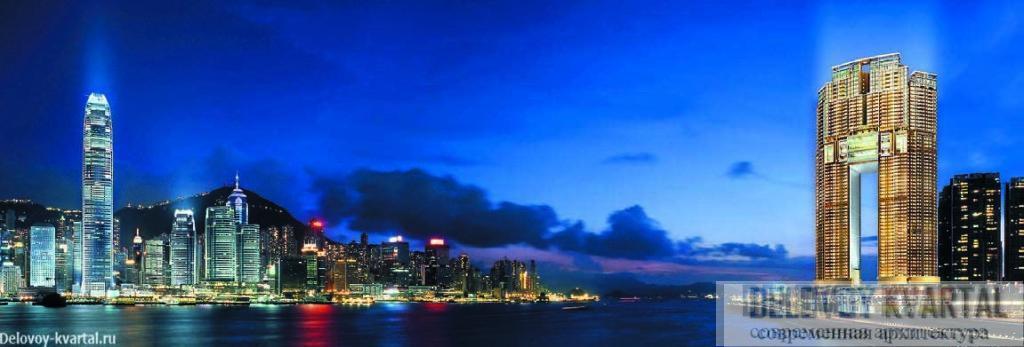 Международный финансовый центр и комплекс «Арка», Гонконг