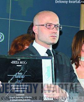 «ИКЕА Мос» признана лучшим девелопером ТЦ