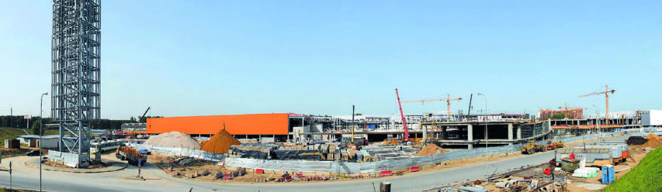 Для реализации проекта строительства торгового комплекса в районе города Котельники начинающий девелопер ГК «Белая Дача» создал совместное предприятие со шведским гигантом – компанией IKEA