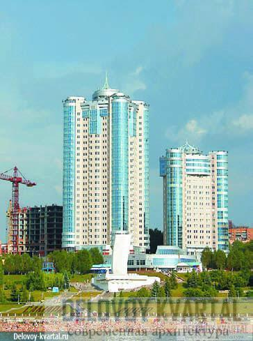 Старается не отставать от Самары и Екатеринбург: в офисном и торговом сегментах рынка города аналитики прогнозируют усиление конкуренции