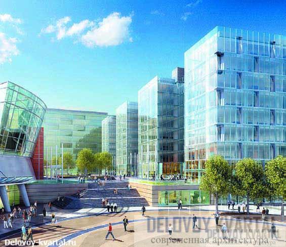 Многофункциональный комплекс Metropolis. Capital Partners