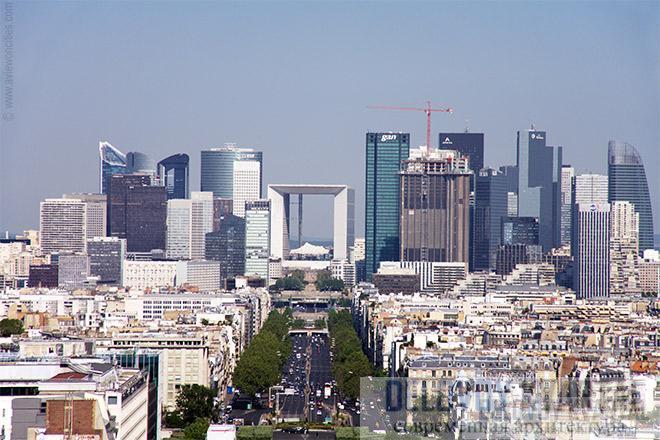 Район Дефанс, Париж