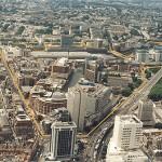 Пэддингтон, реконструкция района Лондона