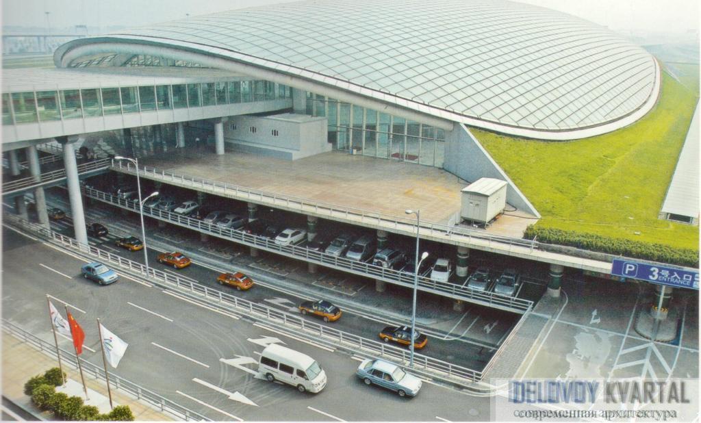 Международный терминал аэропорта Пекина, КНР