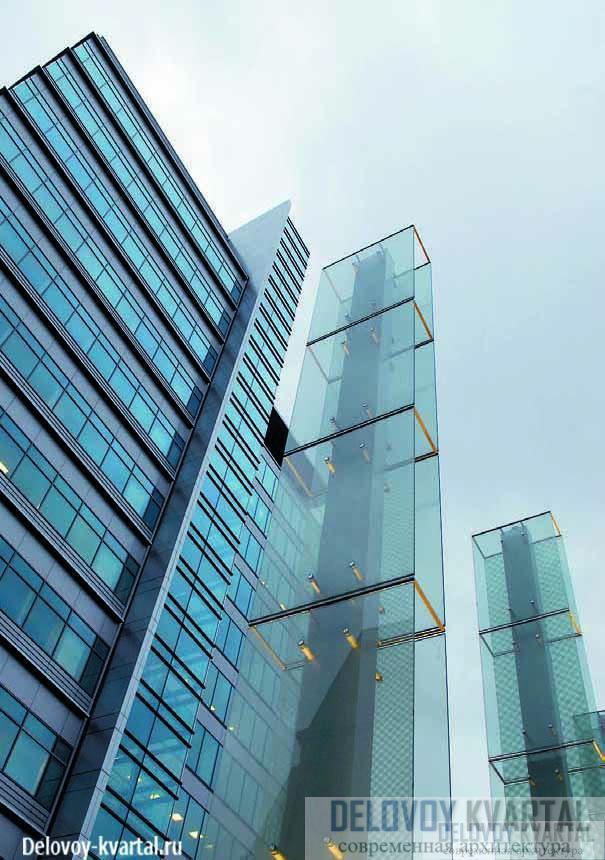 Бизнес-центр Ducat Place III на улице Гашека