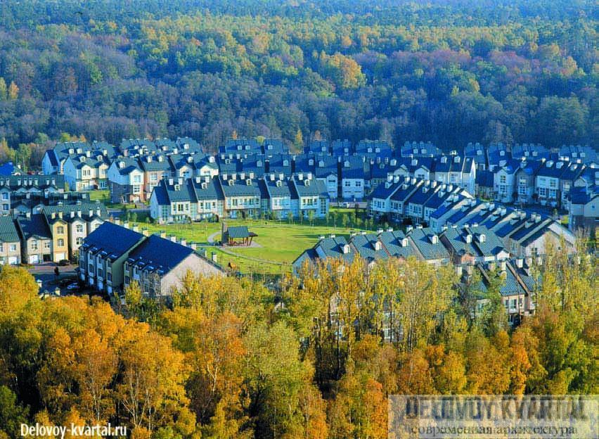 Решение расположить на территории поселка Покровские Холмы англо- американскую школу сделало первый девелоперский проект Hines в России очень успешным.