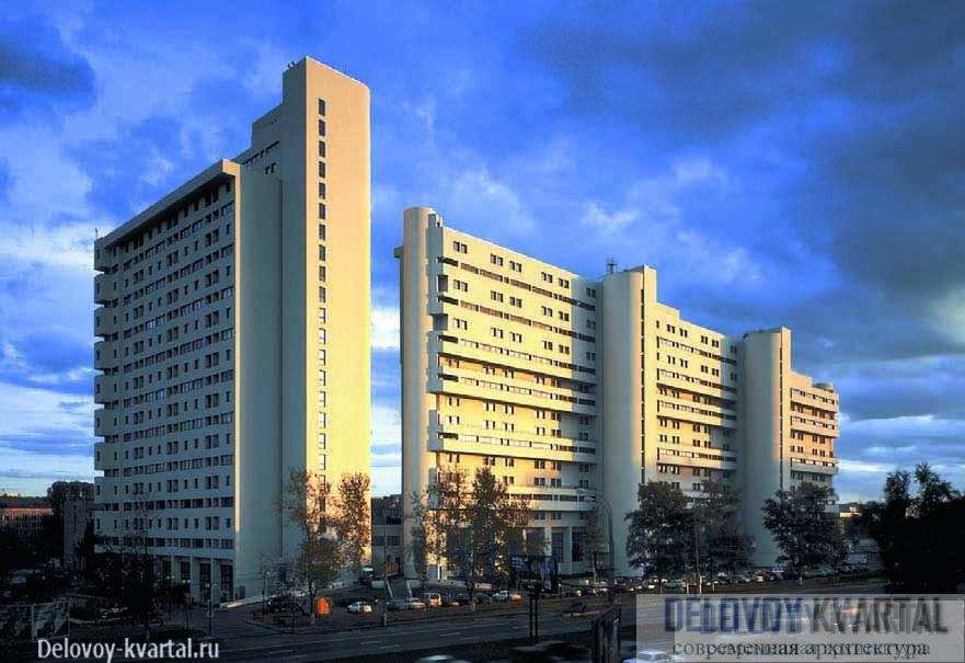 Первым объектом, взятым Hines в управление, на московском рынке стал комплекс Park Place Moscow на Ленинском проспекте