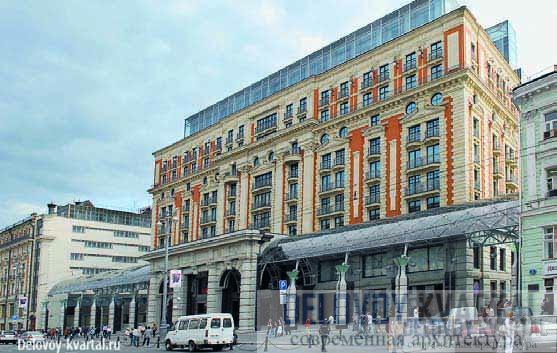 Сделка по рефинансированию проекта строительства гостиницы Ritz Carlton Moscow (девелопер Capital Partners)