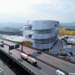 UN Studio и их музей Mercedes-Benz