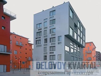 Casa A1, Турин