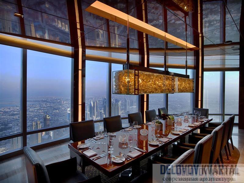 Бурдж Халифа ресторан