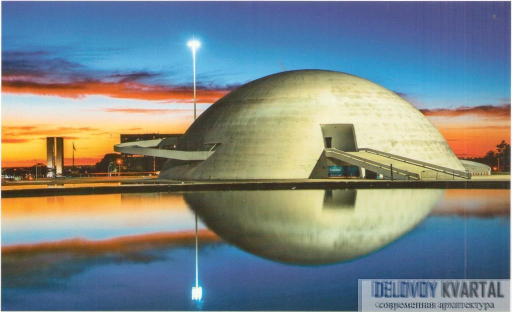 Национальный музей. Бразилиа, Бразилия