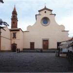Церковь Санто-Спирито (базилика Святого Духа) Брунеллески