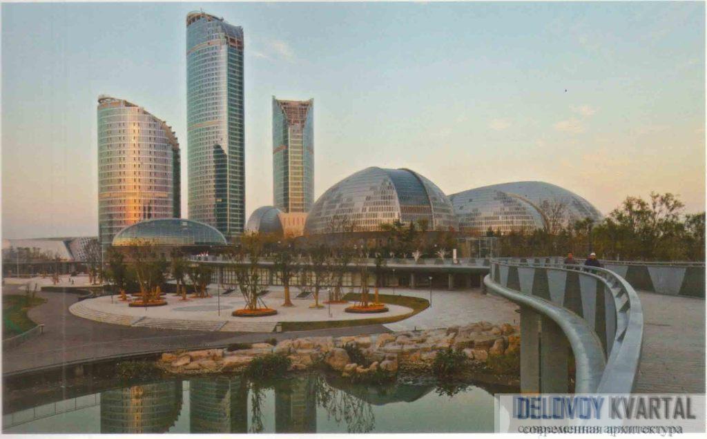 Большой театр Цзинань в Китае