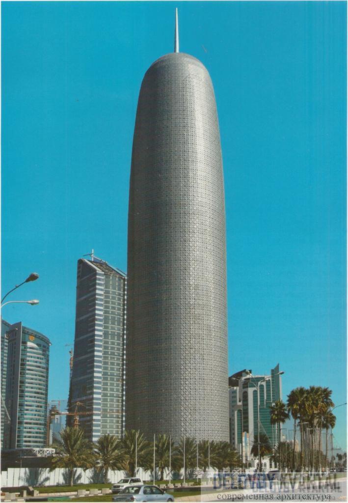 Доха-тауэр в Катаре