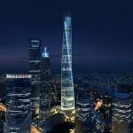 Шанхайская башня – как построили, трудности при строительстве