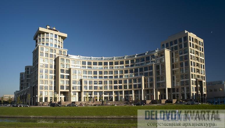Omega-House - Элитный дом в Санкт-Петербурге