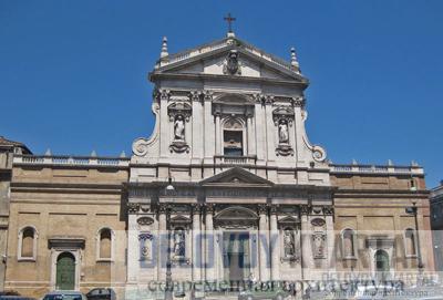 Карло Мадерна. Церковь Святой Сусанны