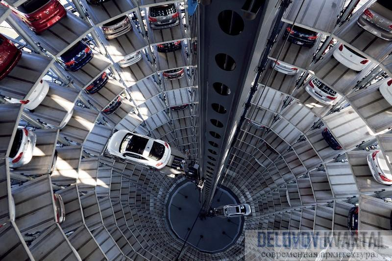 Парковки, паркинги