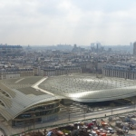 Les Halles – реконструкция форума Ле Аль в центре Парижа