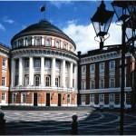 Сенат в Московском Кремле архитектора Казакова