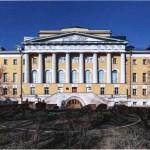 Московский университет (Моховая улица) – архитектор Казаков М. Ф.