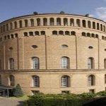 Отель Wasserturm — водонапорная башня в Гамбурге