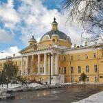 Ансамбль Голицынской больницы – архитектор Казаков М. Ф.