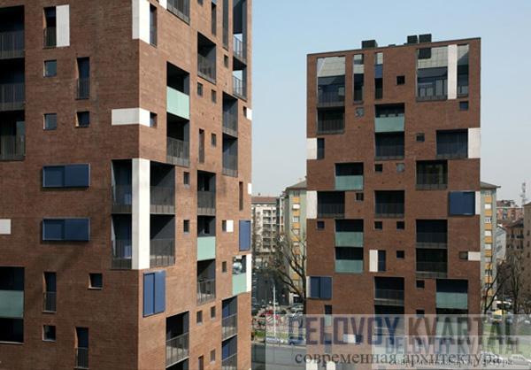 Квартал 2b-2c в районе Nuovo Portello