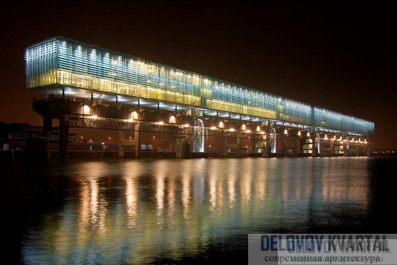 Crane Track, Амстердам, Нидерланды