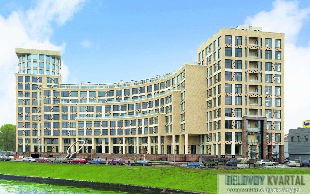 Omega-house, Санкт-Петербург. Управляющая компания «БестЪ». ООО «Архитектурно- проектный центр Мамошина»