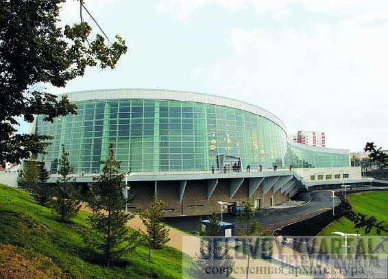 Конгресс-холл (Уфа)