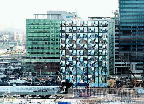 Здание компании Trutec, Сеул, Южная Корея