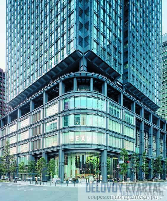 Shin Marunouchi Building, Токио